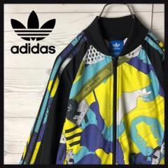 """Thumbnail of """"adidas アディダス ジャージ トラックジャケット 総柄 トレフォイル 人気"""""""