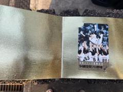 "Thumbnail of ""読売ジャイアンツ 1994年日本シリーズ優勝記念テレホンカード"""