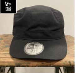 """Thumbnail of """"Cニューエラ ブラック×ホワイトロゴ刺繍Work Cap"""""""