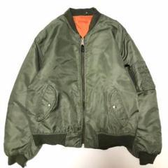 "Thumbnail of ""XLサイズ アルファ MA-1 ブルゾン カーキ"""