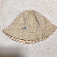 """Thumbnail of """"【ファミリア】ベビー用帽子★サイズ45★ベージュ"""""""