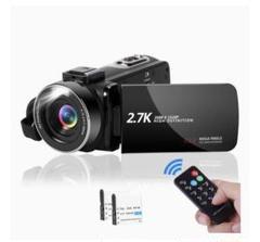 """Thumbnail of """"‼️数量限定❇️ ビデオカメラ HD2.7K 1080P リモコン附属"""""""