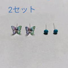 """Thumbnail of """"ピアス2組セット"""""""