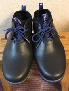 """Thumbnail of """"ccilu チル レインシューズ メンズ ブラック レインブーツ 長靴"""""""