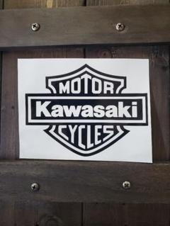 """Thumbnail of """"★ステッカー★カワサキ Kawasaki   ハーレーダビットソン ハーレー"""""""