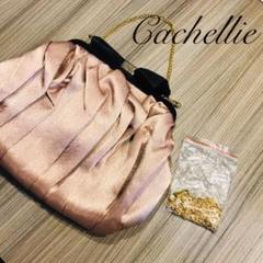 """Thumbnail of """"cachellie カシェリエ パーティーバッグ リボンクラッチ"""""""