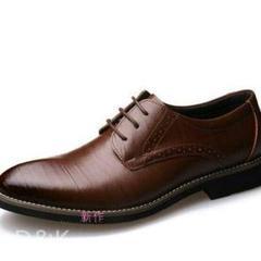 """Thumbnail of """"AQU22スシューズ メンズ 幅広 通気性 紳士靴 メンズ靴 K1"""""""