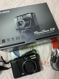 "Thumbnail of ""Canon PowerShot G9 キャノン パワーショット G9"""