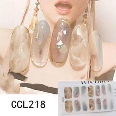 """Thumbnail of """"CCL218 ジェルネイル シール 大人気 韓国 コスメ お買い得 ネイル"""""""