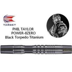 """Thumbnail of """"ターゲット パワー 8ZERO ブラック チタニウム トルピード 2BA 18g"""""""