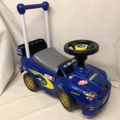 """Thumbnail of """"【90分限定価格】スバル インプレッサ WRC 手押し車 乗用玩具"""""""