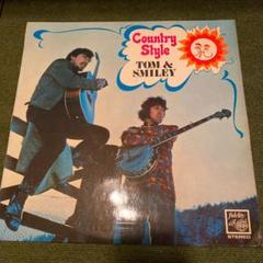 """Thumbnail of """"Tom & Smiley/Country Style LP レコード"""""""