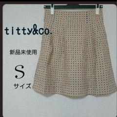 "Thumbnail of ""【新品】titty&co. レトロ柄タックスカパン"""