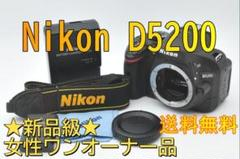"Thumbnail of ""新品級 早い者勝ち Nikon ニコン D5200 ボディ 単体"""