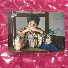 BTS  YESカード トレカ RM  ナムジュン  No.①   香港 公式