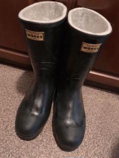 """Thumbnail of """"KOHSHIN ライトセーフティーワークスLSW-02 黒 A0020AC 長靴"""""""