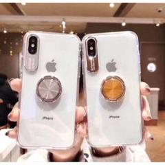 "Thumbnail of ""iPhone  背面リング ケース カバー"""