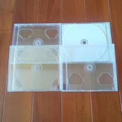 """Thumbnail of """"空のCD・DVDケース 2枚組 を4個 (中古)"""""""