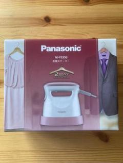 "Thumbnail of ""Panasonic 衣類スチーマー NI-FS550-PP [ペールピンク調]"""
