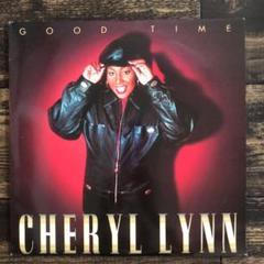 "Thumbnail of ""Cheryl Lynn Good Time レコード"""