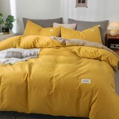 """Thumbnail of """"ベッドの上の4点セット綿の完全な綿の夏のシーツのカバーベッドの笠のタイプのベッド"""""""