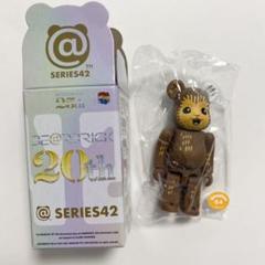 "Thumbnail of ""bearbrick ベアブリック シリーズ42 ANIMAL 新品"""