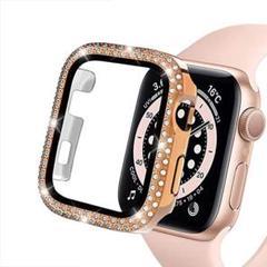 "Thumbnail of ""Apple Watch ケース 38mm 保護フィルム 液晶全面保護カバー"""