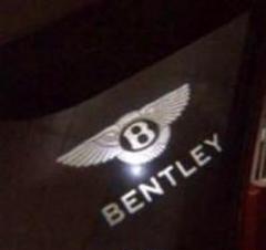 """Thumbnail of """"ベントレー Bentley ドアカーテシライト 2個セット"""""""