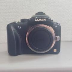 """Thumbnail of """"【値下げ】Panasonic lumix g3 ミラーレスカメラ"""""""