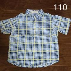 """Thumbnail of """"ライトオン バックナンバー チェックシャツ 110"""""""