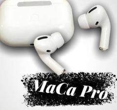 """Thumbnail of """"高性能イヤフォン MaCa Pro ホワイト Bluetoothイヤホン 最安"""""""