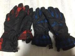 "Thumbnail of ""スキー・スノボー用手袋色違い2個 サイズは、共に O サイズ"""