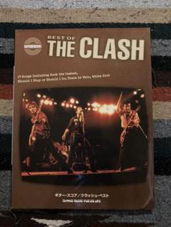 "Thumbnail of ""The Clash BEST ギタースコア"""