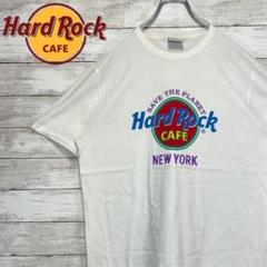 "Thumbnail of ""ハードロックカフェ ニューヨーク Tシャツ 半袖 ビッグプリントロゴ 古着"""
