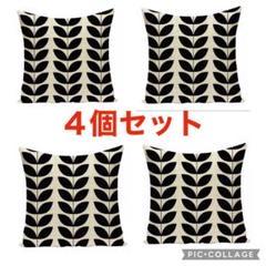 "Thumbnail of ""新品 おまとめ 超トク!4個セット 北欧 クッションカバー 幾何学模様"""