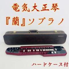 """Thumbnail of """"鈴木楽器 電気大正琴『蘭』 ソプラノ チューナー内蔵 ハードケース付"""""""