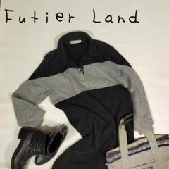 """Thumbnail of """"Futier Land フューティアランド ロングワンピース フリーサイズ グレ"""""""