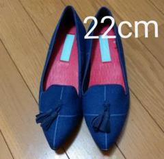 """Thumbnail of """"【新品】stylish easy パンプス 22cm  モカシン"""""""