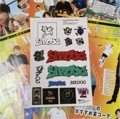 "Thumbnail of ""バードック ステッカー"""