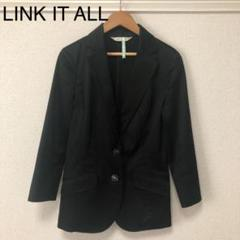 "Thumbnail of ""✳︎春夏用✳︎【LINK IT ALL】黒ジャケット"""