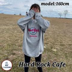 "Thumbnail of ""Hard Rock Cafe ハードロック スウェット XXL グレー ♠️"""