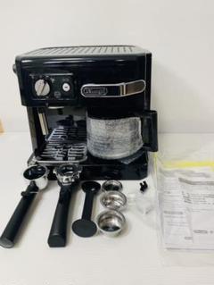 """Thumbnail of """"【未使用品】DeLonghiコンビコーヒーメーカー ブラック BCO410J-B"""""""