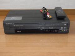"Thumbnail of ""DXアンテナ DXR160V VHSビデオ一体型DVDレコーダー 地デジ内蔵"""