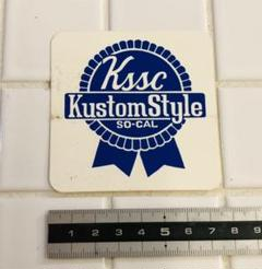 "Thumbnail of ""KustonStyle So-Cal カススタイル ステッカー アメリカンUSA"""