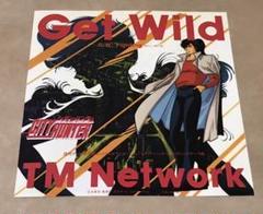"Thumbnail of ""TM Network / Get Wild【EPレコード】"""
