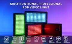 """Thumbnail of """"RGB撮影用ライト 防水 Type-C充電式 生放送/商品撮影/動画撮影"""""""