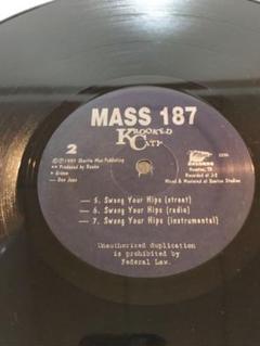 """Thumbnail of """"MASS 187 12インチ"""""""