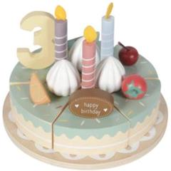 "Thumbnail of ""【新品未使用】リトルダッチ littledutch バースデーケーキ cake"""