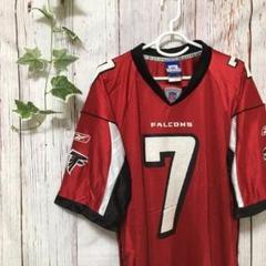 """Thumbnail of """"NFL  アメリカンフットボールゲームシャツ ユニフォームファルコンズ7"""""""