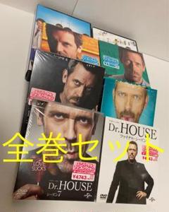 "Thumbnail of ""Dr.HOUSE ドクター・ハウス  コンプリートセット"""